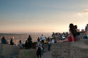 Barcelona City View Bunkers del Carmel