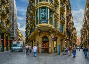 Gothic Quarter Marijuana Museum Barcelona