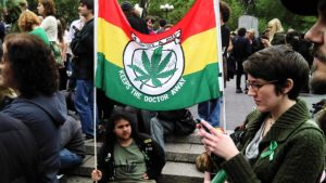 Marijuana Activist Legalize Movement