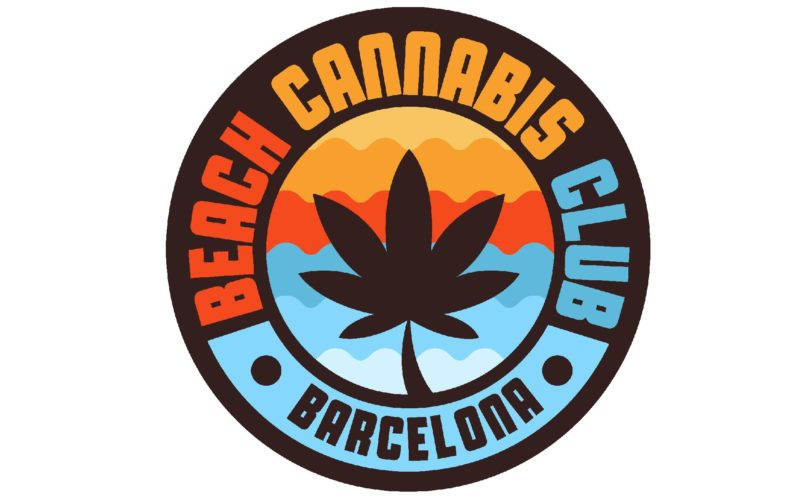 weed club beach barcelona