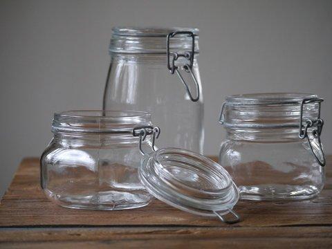 Cristal jars