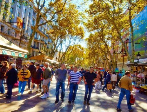Tourists and Cannabis in Barcelona | Cannabis Barcelona