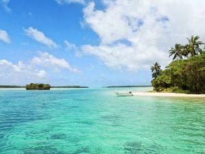 beautiful beach and islands
